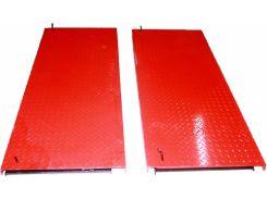 Задние платформы 0,75м/1,5м