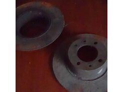 Передние тормозные диски на ВАЗ 2101, пара