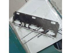 Задняя стенка планка заглушка материнской платы корпуса ПК 12