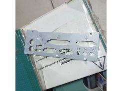 Задняя стенка планка заглушка материнской платы корпуса ПК  10