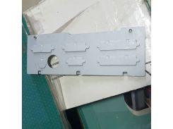 Задняя стенка планка заглушка материнской платы корпуса ПК 8