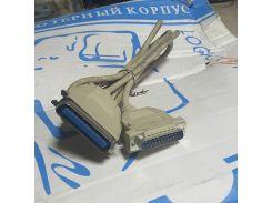 25-36pin lpt шнур кабель для принтера