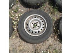 Колесный диск Ланос r13 4x100 стальной с резиной по цене диска, номер 6