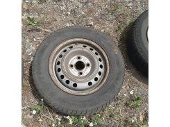 Колесный диск Ланос r13 4x100 стальной с резиной по цене диска, номер 2