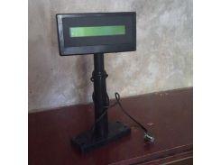 Экран кассового аппарата, фискального регистратора, дисплей, монитор