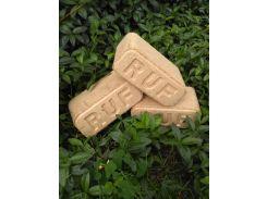 Древесные топливные брикеты  типа РУФ (RUF)