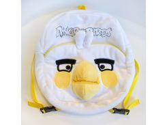 Рюкзак детский Angry birds птица Матильда 33см (604)