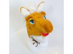 Детская маскарадная шапочка пони (478)