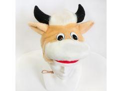 Детская маскарадная шапочка бычка (242)