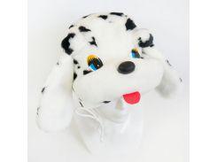 Детская маскарадная шапочка собаки далматин (241-2)