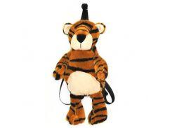 Рюкзак детский Тигр меховый 41см (403)