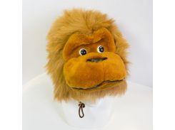 Детская маскарадная шапочка обезьяны (465)