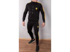 Спортивный костюм мужской Puma Ferrari репликаСл 1191