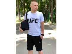 Мужской костюм спортивный  шорты и футболка ДРО