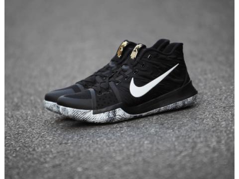Баскетбольные кроссовки Nike Kyrie 3 BHM EP Black купить недорого за ... 4c088f92729