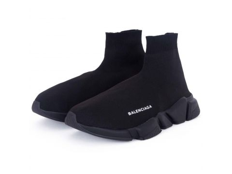 Кроссовки Balenciaga Speed Trainer All Black Киев