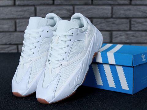 Кроссовки Adidas Yeezy Boost 700 Wave Runner White Киев