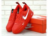 Цены на Nike Air Force 1 Low Red 42