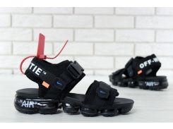 Мужские Сандали Nike Off Air в черном цвете 43