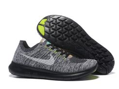 Кроссовки Nike Free Run 5.0 Flyknit Grey  45