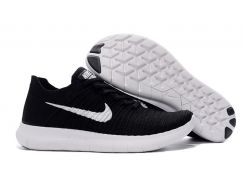 Кроссовки Nike Free Run Flyknit Black