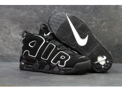 Мужские кроссовки Nike Air More Uptempo 96 Black White