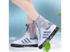 Защитные чехлы для обуви Dry Steppers Shoes Cover. Размеры 35-40 35