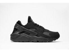 Кроссовки Nike Huarache Black  37