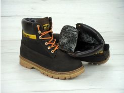 Зимние ботинки Caterpillar Winter Boots Classic Brown