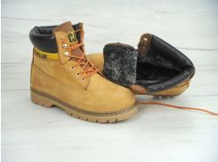 Ботинки Caterpillar Winter Boots Classic Yellow 42