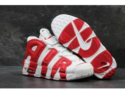 Кроссовки Nike Air More Uptempo Red White