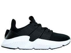 Кроссовки Adidas Prophere Black White 44