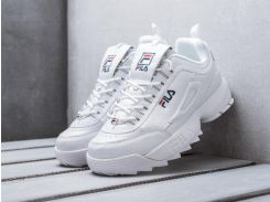 Женские кроссовки Fila Disruptor 2 Bright White 39
