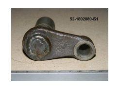 Валик с рычагом МТЗ 52-1802080-Б1