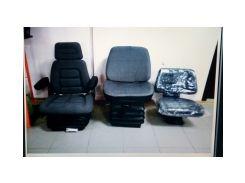 Сиденье гидравлическое с подлокотником ЮМЗ 80В-6800000