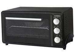 Духовка электрическая  LUXELL LX-3574.230V.50 Hz.1800W.45л.(чорн) с грилем