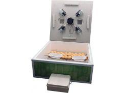 Инкубатор автоматический «Курочка Ряба» ИБ-130Ц с вентилятором
