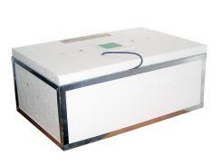 Инкубатор «Наседка ИБ-100» на 100 яиц с ручным переворотом