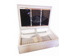 Инкубатор автоматический «Гусыня» ИБ-54Ц на 54 гусиных яйца /ТЭН/