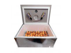 Инкубатор «Наседка ИБМ-70» на 70 яиц с механическим переворотом/усиленный