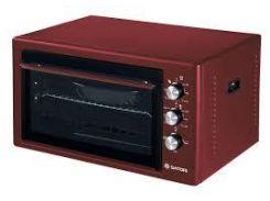 Электрическая печь SATORI SEO-5560-RD