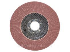 Круг лепестковый торцевой Т29 (конический) Ø125мм P220 Sigma (9172691)