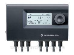 Контроллер EUROSTER 12M ля регулировки температуры отопительного контура с 3-ходовым или 4-ходовым клапаном.