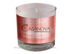 Массажная свеча Dona Kissable Massage Candle ваниль