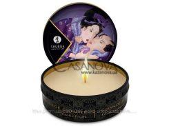 Массажная свеча Shunga Massage Candle экзотические фрукты