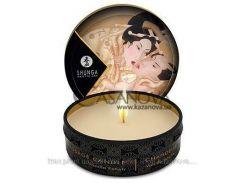 Свеча для массажа Shunga Massage Candle ваниль