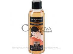 Съедобное масло для тела Shiatsu Luxury корица