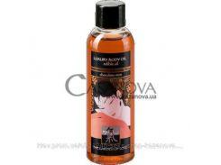 Съедобное масло для тела Shiatsu Luxury шоколад-мята