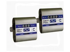 Счетчик механический для дизельного топлива TECH FLOW 3 (S)