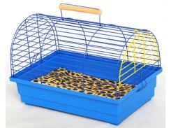 Клетка для транспортировки животных Вояж цинк